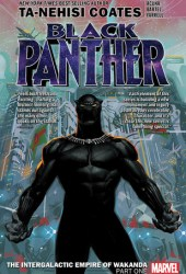 Black Panther, Book 6: The Intergalactic Empire of Wakanda Part 1 Pdf Book