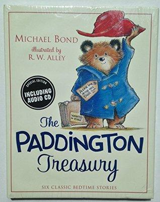 Paddington Treasury With Cd