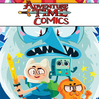 Adventure Time Comics (Collections) (6 Book Series)