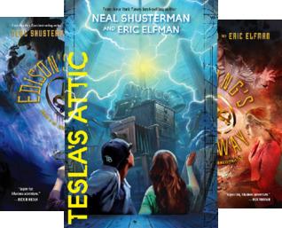 The Accelerati Trilogy (3 Book Series)
