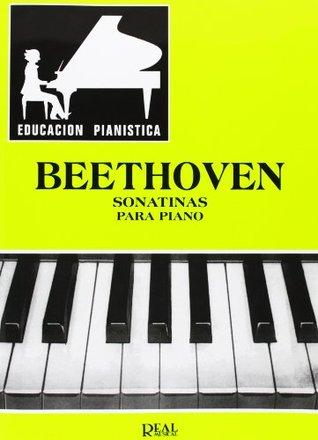 BEETHOVEN - Sonatinas (6) para Piano (Lavilla)