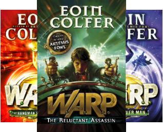 WARP (3 Book Series)