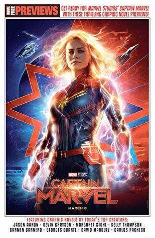 Captain Marvel: Start Here Sampler 2019 (Captain Marvel (2019-))