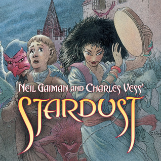 Neil Gaiman and Charles Vess' Stardust (Issues) (4 Book Series)