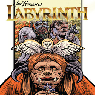 Jim Henson's Labyrinth (Issues) (5 Book Series)