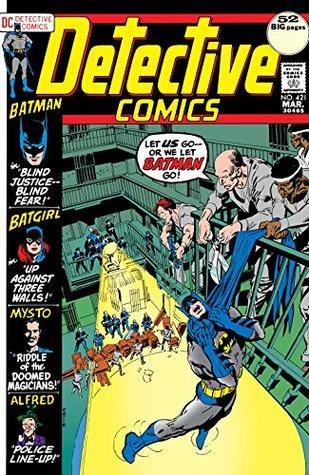 Detective Comics (1937-2011) #421