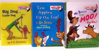 Mr. Brown Can Moo! Can You? / Ten Apples Up On Top / Big Dog Little Dog (Bright And Early Board Books)
