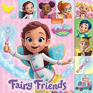 Fairy Friends (Butterbean's Cafe)