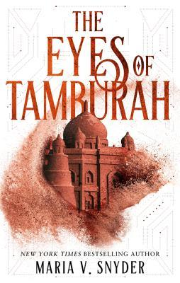 The Eyes of Tamburah (Archives of the Invisible Sword #1)
