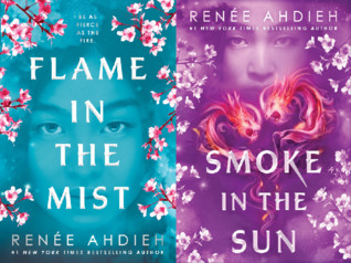 Flame in the Mist (2 Book Series)