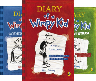 Diary of a Wimpy Kid (13 Book Series)