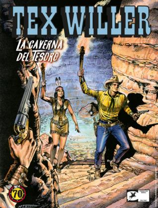 Tex Willer n. 4: La caverna del tesoro