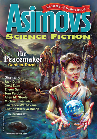 Asimov's Science Fiction March/April 2019