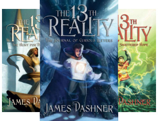 The 13th Reality (4 Book Series)