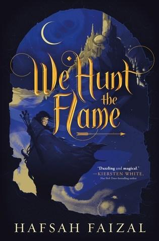 We Hunt the Flame (Sands of Arawiya, #1) Book Pdf ePub