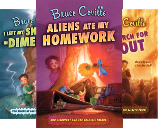 Rod Allbright and the Galactic Patrol (4 Book Series)