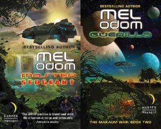 The Makaum War (2 Book Series)