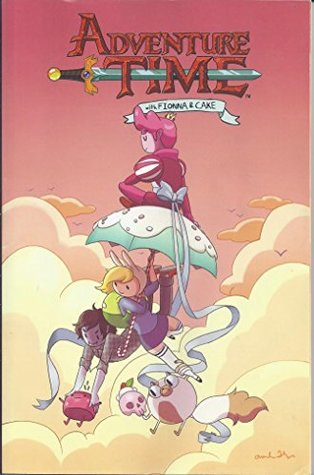 Adventure Time with Finonna & Cake
