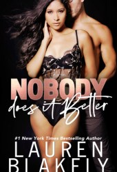 Nobody Does It Better (Lucky in Love, #3) Pdf Book