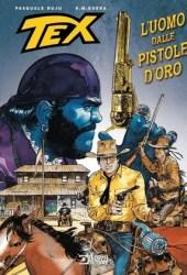 Tex - Romanzi a fumetti n. 9: L'uomo dalle pistole d'oro Pdf Book