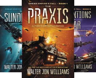 Dread Empire's Fall Series (3 Book Series)