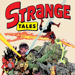 Strange Tales (Issues) (3 Book Series)