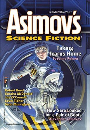 Asimov's Science Fiction Magazine January/February 2019 (Vol. 43, Whole Numbers 516 & 517)