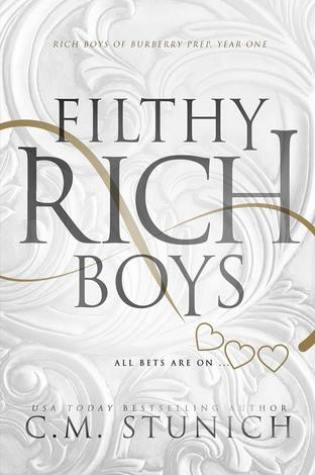 Filthy Rich Boys (Rich Boys Of Burberry Prep, #1) Book Pdf ePub