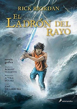 Percy Jackson 01. Ladron del Rayo: Percy Jackson y los Dioses del Olimpo I