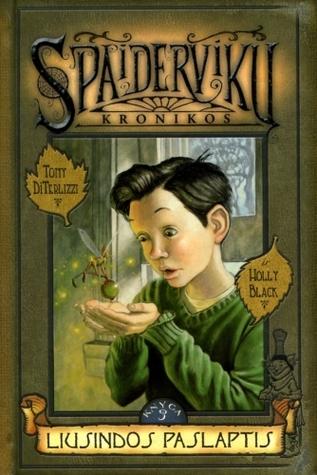 Liusindos Paslaptis (The Spiderwick Chronicles #3)