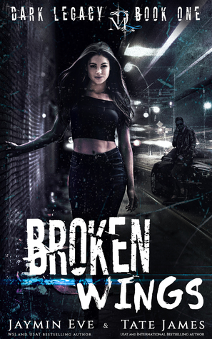 Recensie Broken Wings van Jaymin Eve en Tate James