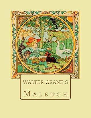 Walter Crane's Malbuch