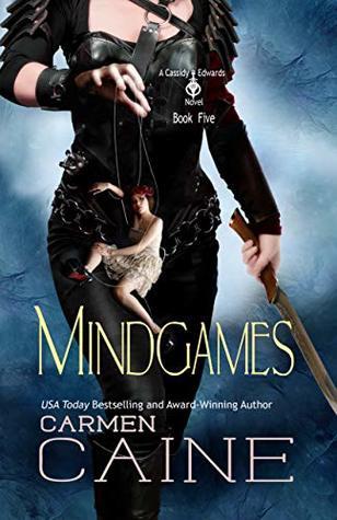 Mindgames (A Cassidy Edwards Novel, # 5)