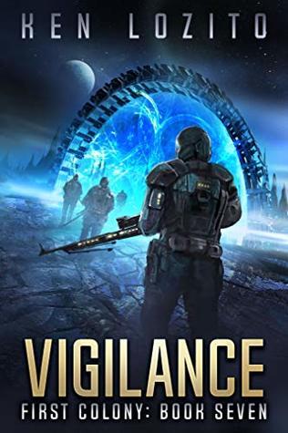 Vigilance (First Colony #7)