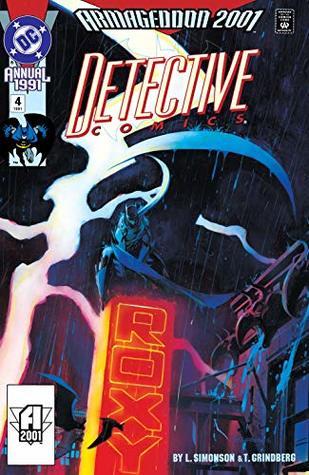 Detective Comics (1937-2011) Annual #4