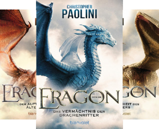 Eragon - Die Einzelbände (Reihe in 4 Bänden)