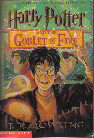 Harry Potter and the Goblet of Fire (Harry Potter, #4)