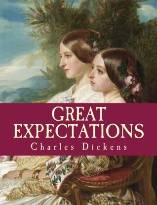 GREAT EXPECTATIONS, CHARLES DICKENS, LARGE 16 point print