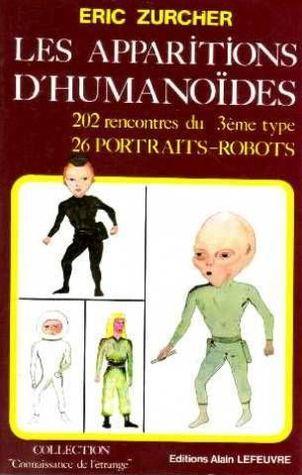 Les Apparitions d'Humanoïdes