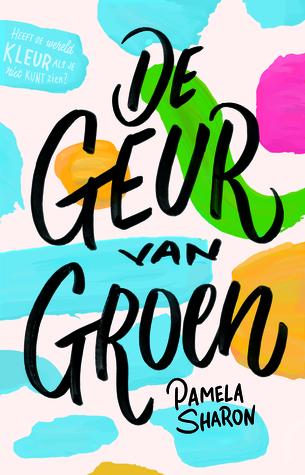 De geur van groen Boek omslag