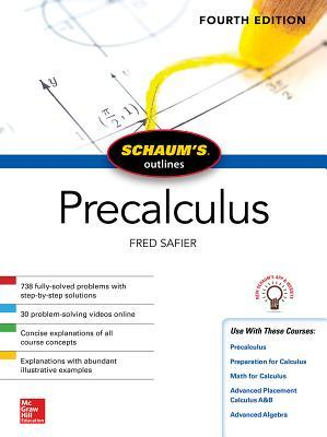 Schaum's Outline of Precalculus, Fourth Edition