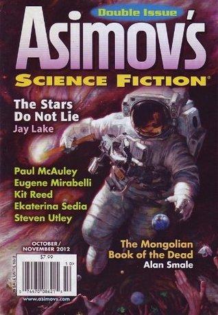 Asimov's Science Fiction, October-November 2012 (Vol. 36, Nos. 10 & 11)