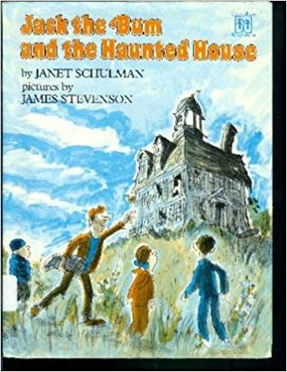 Jack the Bum and the Haunted House