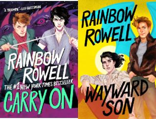 Simon Snow Series (2 Book Series)