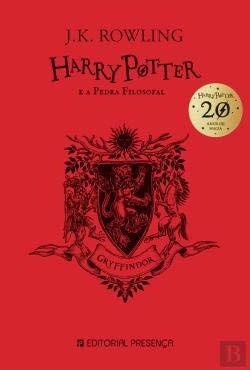 Harry Potter e a Pedra Filosofal 20 Anos - Gryffindor