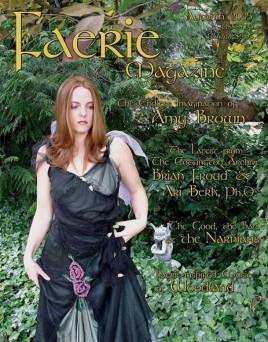 Faerie Magazine #3, Autumn 2005