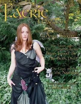 Faerie Magazine #3, Autumn 2005