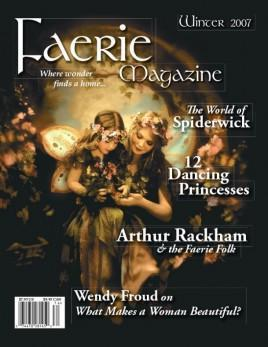Faerie Magazine #12, Winter 2007