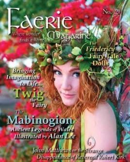 Faerie Magazine #21, Summer 2011