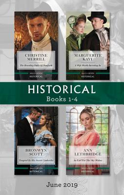 Historical Box Set 1-4/The Brooding Duke of Danforth/A Wife Worth Investing In/Tempted by His Secret Cinderella/An Earl for the Shy Widow